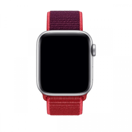 Curea Apple Watch Nylon Sport Loop Rosie 38/40mm [2]