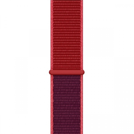 Curea Apple Watch Nylon Sport Loop Rosie 38/40mm [0]