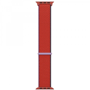 Curea Apple Watch Rosie Sport Loop New Red 42/44mm [3]