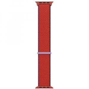Curea Apple Watch Sport Loop New Red 38/40mm [3]