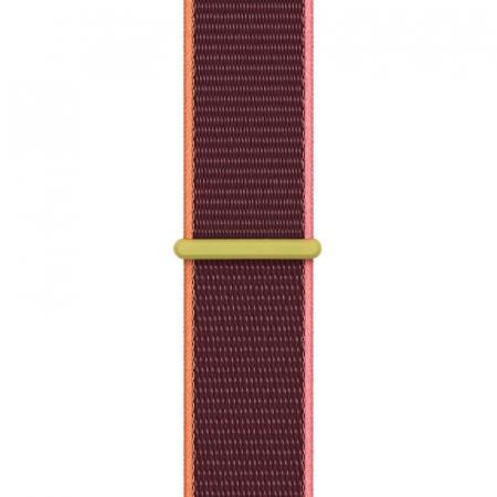 Curea Apple Watch Sport Loop Plum 38/40mm [0]