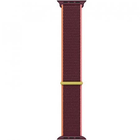 Curea Apple Watch Sport Loop Plum 38/40mm [3]