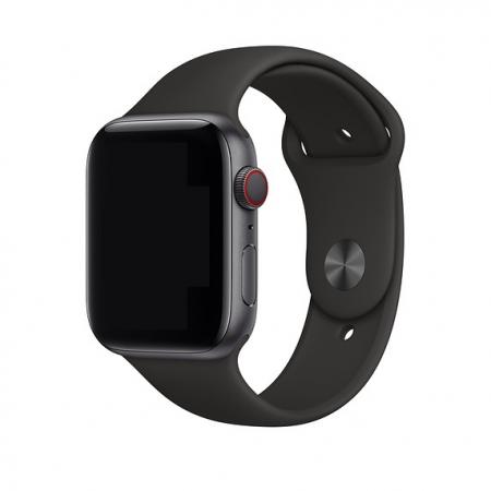 Curea Apple Watch Sport Neagra 42/44mm [1]