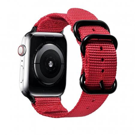 Curea Apple Watch nylon sport rosie 38/40mm [1]