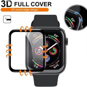 Folie Apple Watch 44mm din sticla curbata [3]