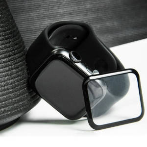Folie Apple Watch 44mm din sticla curbata [7]