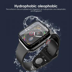 Folie Apple Watch 44mm din sticla curbata [2]