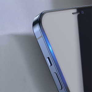 Folie Privacy iPhone 12 Mini, sticla securizata [3]