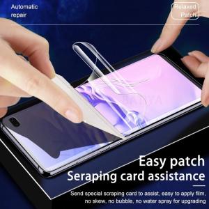 Folie silicon hydrogel protectie ecran Samsung S20 [1]