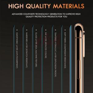 Folie sticla iPhone 11 Pro/X/Xs [4]