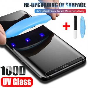 Folie sticla curbata UV Samsung Note 10 [1]