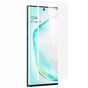 Folie sticla curbata UV Samsung Note 10 Plus [0]