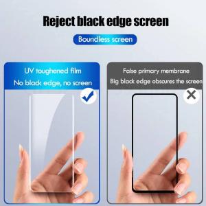 Folie sticla curbata UV Samsung S20 Ultra [4]