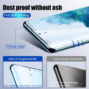 Folie sticla curbata UV Samsung S20 Ultra [3]