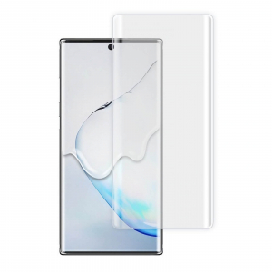Folie sticla curbata UV Samsung Note 10 [0]