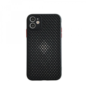 Husa iPhone 11 Heat Dissipation neagra [0]