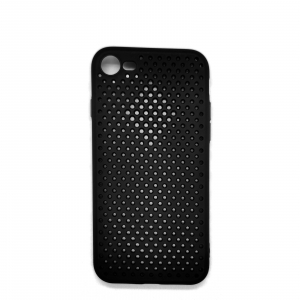 Husa iPhone 7/8/SE(2020) Heat Dissipation neagra [0]