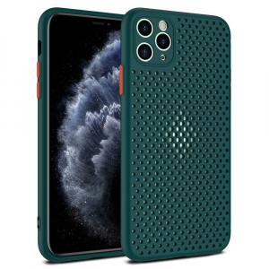 Husa iPhone 7/8/SE(2020) Heat Dissipation verde [6]