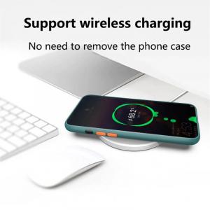 Husa iPhone 7/8/SE(2020) Heat Dissipation verde [5]