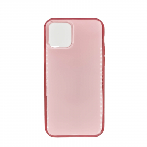Husa iPhone 11 Pro rose-transparent [0]