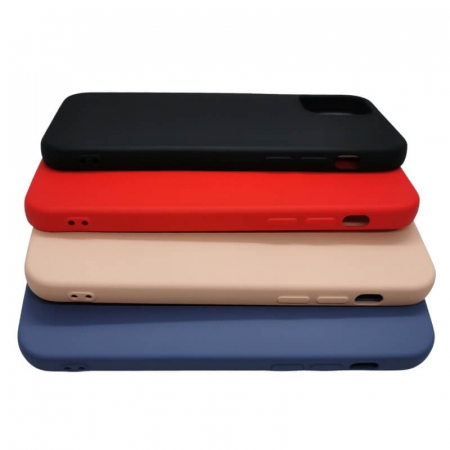 Husa iPhone 12 Pro Max albastra [4]