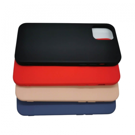Husa iPhone 12 rosie [3]