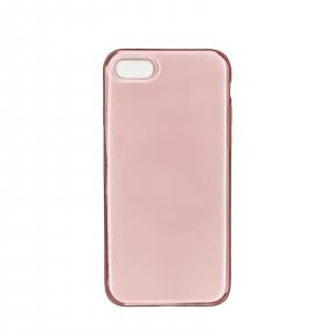 Husa iPhone 7/8/SE(2020) roz rose-transparent [0]