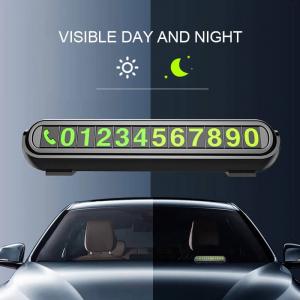 Suport bord pentru numar de telefon, suport auto numer telefon, placuta nr telefon [3]