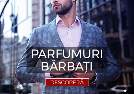 parfumuri barbati - banner secundar