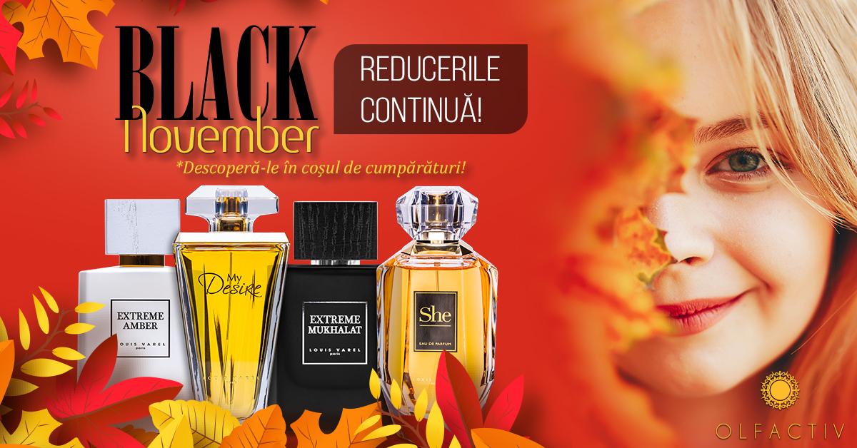Black November - categorie 1 - mobil
