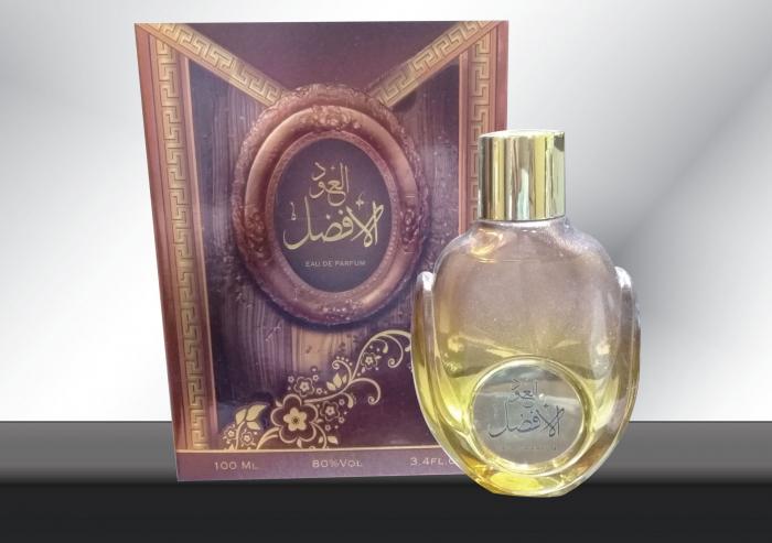 Parfum arabesc Al Oud Al Afdal, apa de parfum 100 ml, barbati [0]