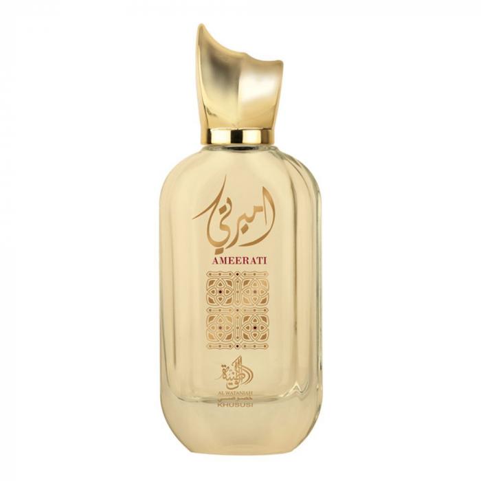 Parfum arabesc Ameerati, apa de parfum 100 ml, barbati 0