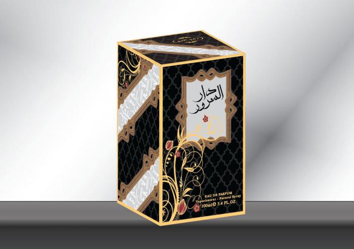 Parfum arabesc Dar Al Suroor, apa de parfum 100 ml, unisex [0]
