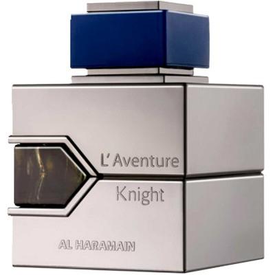Parfum arabesc L`aventure Knight, apa de parfum 100 ml, barbati 0