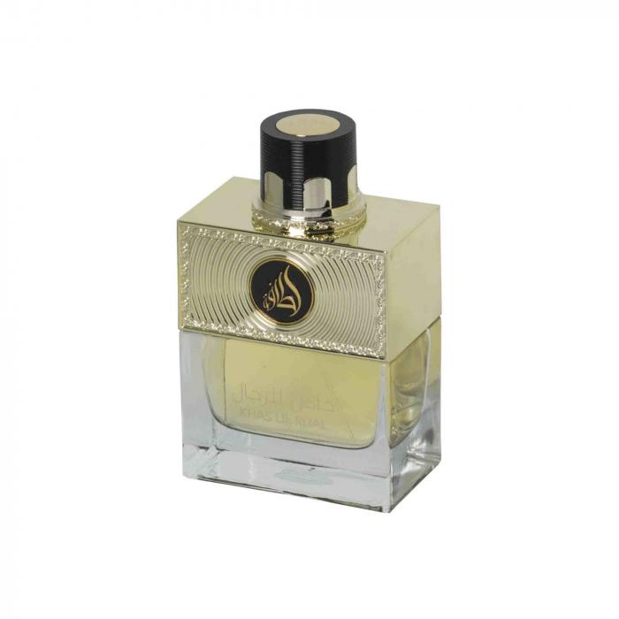 Parfum arabesc Khas Lil Rijal Gold, apa de parfum 100 ml, femei [0]