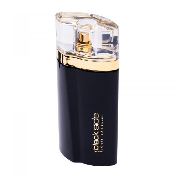Louis Varel Black Side, apa de parfum 100 ml, femei 6