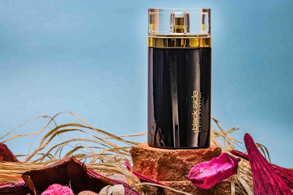 Louis Varel Black Side, apa de parfum 100 ml, femei 3