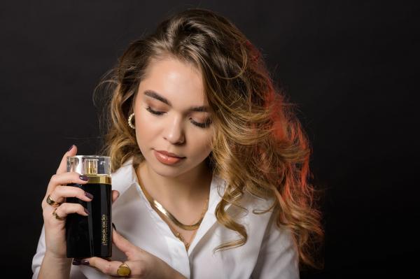 Louis Varel Black Side, apa de parfum 100 ml, femei 2