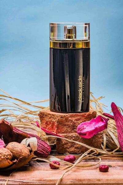 Louis Varel Black Side, apa de parfum 100 ml, femei 8