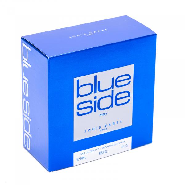 Louis Varel Blue Side, apa de toaleta 90 ml, barbati [4]