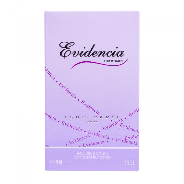 Louis Varel Evidencia, apa de parfum 90 ml, femei 5