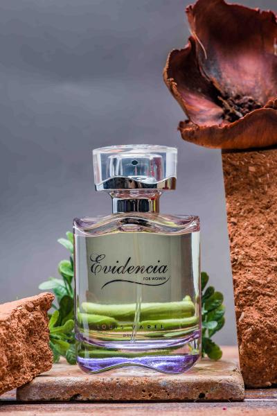 Louis Varel Evidencia, apa de parfum 90 ml, femei 2