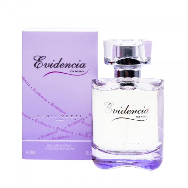 Louis Varel Evidencia, apa de parfum 90 ml, femei 1