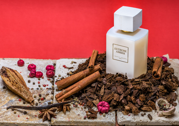 Louis Varel Extreme Amber, apa de parfum 100 ml, unisex 3