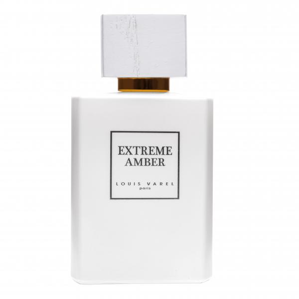 Louis Varel Extreme Amber, apa de parfum 100 ml, unisex 0