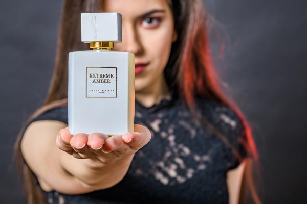 Louis Varel Extreme Amber, apa de parfum 100 ml, unisex 2