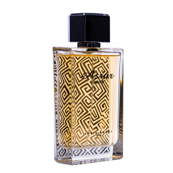 Louis Varel Asrar Silver, apa de parfum 100 ml, unisex 6