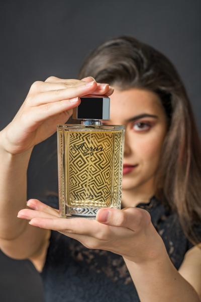 Louis Varel Asrar Silver, apa de parfum 100 ml, unisex 8