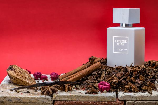 Louis Varel Extreme Musk, apa de parfum 100 ml, unisex 2