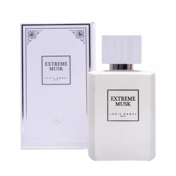 Louis Varel Extreme Musk, apa de parfum 100 ml, unisex 1